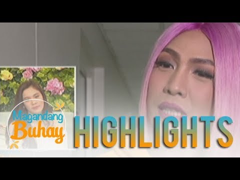 Magandang Buhay: Jackque Gonzaga aka Ate Girl and Vice Ganda's message to each other