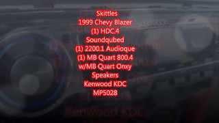 """(1) 12"""" HDC4 Soundqubed hits HARD!!"""