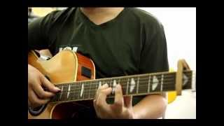 Hướng dẫn If you - Big Bang guitar tutorial (p1 intro) 세심한