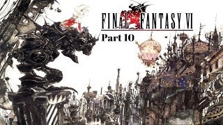 Lost as Alice... but in a AIRSHIP! - Final Fantasy VI pt 10