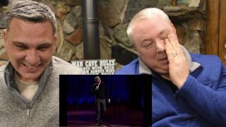 This reaction video is another suggestion from a comment on a previ...