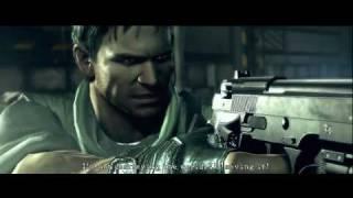 Resident Evil 5 - Wesker Final Boss Fight - Part 1 (HD)