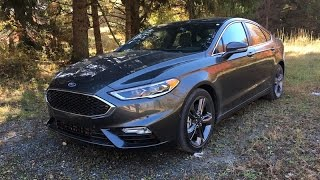 2017 Ford Fusion Sport – Redline Review