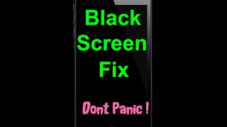 how to fix repair an iphone black unresponsive screen step by step guide gen 4 4s