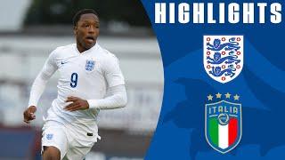 England u17 4-3  italy u17   goals & highlights