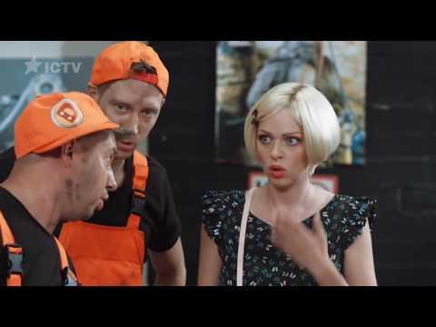 Приколы про девушек в автосервисе: тупая блондинка на СТО - НА ТРОИХ лучшее ДИЗЕЛЬ ШОУ | ЮМОР ICTV - Видео онлайн