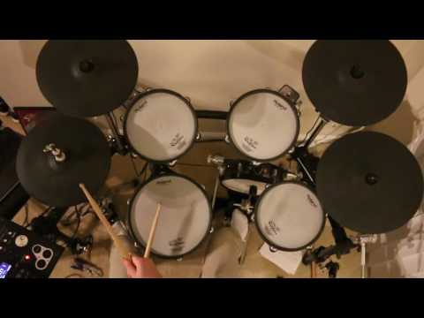 Drum Cover 16 - Hard To Handle - The Black Crowes
