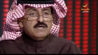 الشاعر سليمان المانع - قصيدة لسلمان الحزم من برنامج ياهلا الليلة