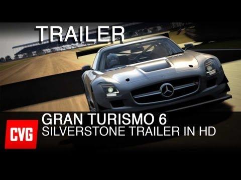 Gran Turismo 6 Silverstone Trailer HD