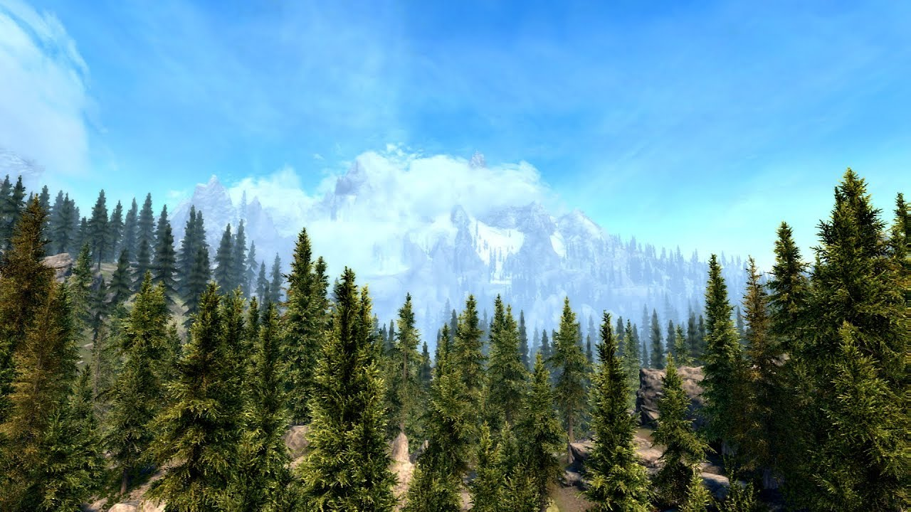 [Xbox One] Skyrim Special Edition | Graphics Mods | January 2018