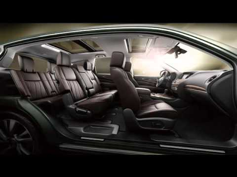 Infiniti Jx 2017 All New Model Exterior Interior