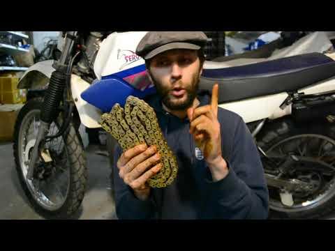 Какую цепь выбрать для малокубатурного мотоцикла? И стоит ли переходить на 520 шаг?