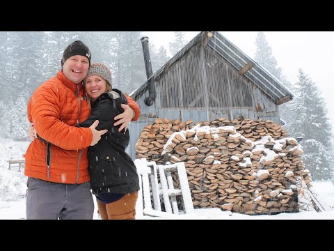 TIMELAPSE: AMAZING OFF GRID CABIN Built for $300 from YouTube · Duration:  13 minutes 8 seconds