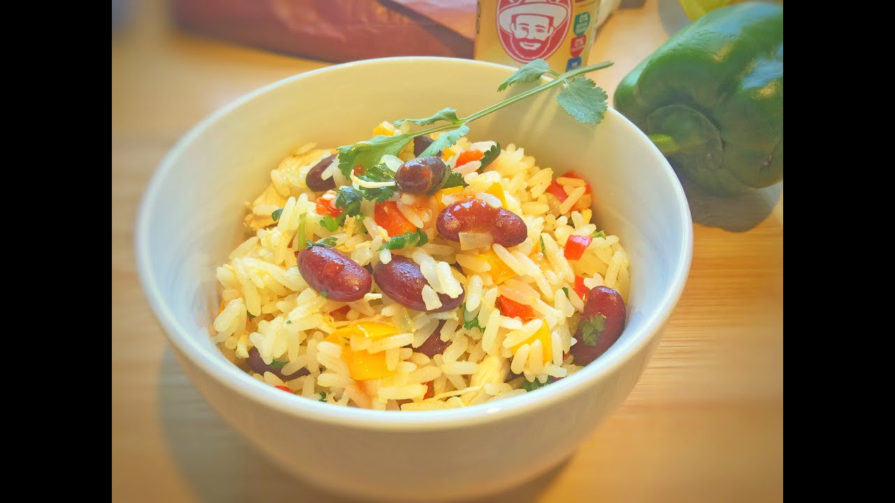 Gallo Pinto - Costa Rican Beans and Rice - Kaiser in the Kitchen