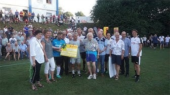 15.08.2018 - Lotto-Elf Rheinland-Pfalz spendete 40.000 Euro an die Caritas