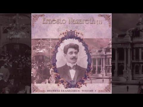 Maria Teresa Madeira Ft. Marcus Viana - CD Ernesto Nazareth 1