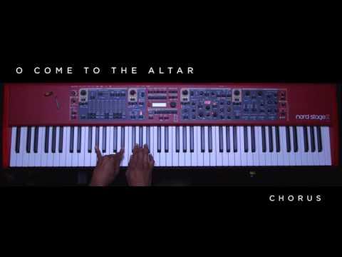 O Come To the Altar (Keys Tutorial)