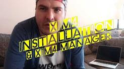 Xim4 - Installation deutsch