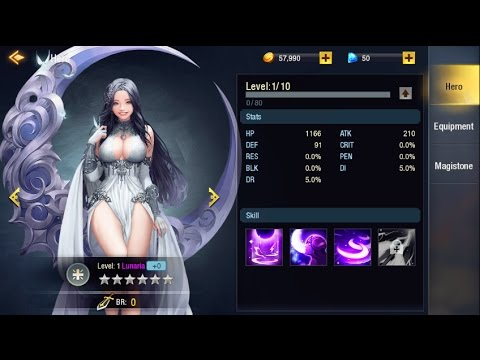 League of angels sexy doa ad