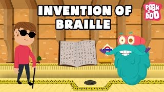 Invention Of BRAILLE - Language Of The Blind  | The Dr. Binocs Show | Best Learning Video for Kids