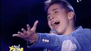 Repeat youtube video Valentin Poenariu - Je t'aime (Lara Fabian) - Next Star