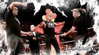 "2014: The New World Order (nWo) 1st WWE/WCW Theme Song - ""Rockhouse"" + Download Link ᴴᴰ"
