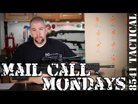 Mail Call Mondays Season 2 #35 - Optimal Charge Weight (OCW) and Optimal Barrel Time (OBT)