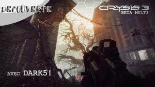 (Découverte) Crysis 3 multijoueur    bêta - PS3