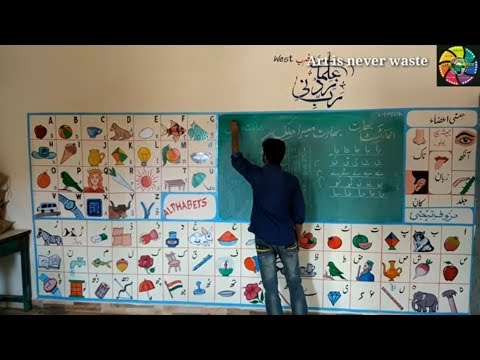 Std1st how to decorate std 1st digital class room painting pictures smart digiatal classroom matters