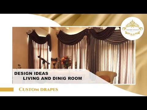 Video #3: Living Room Drapery Design