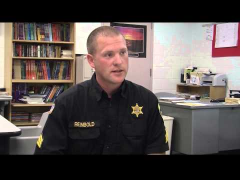 A Tour of the Steuben County Jail
