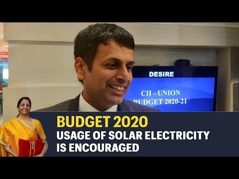 Budget 2020: Participation