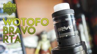 видео Wotofo Bravo RTA. Первый взгляд