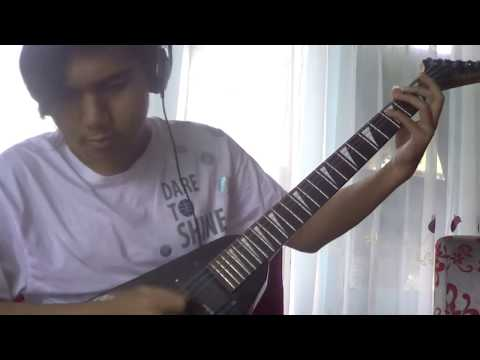 Jamrud - Putri (Guitar Cover With Solo)
