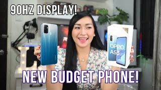 OPPO A53 : NEW BUDGET PHONE NI OPPO!!!