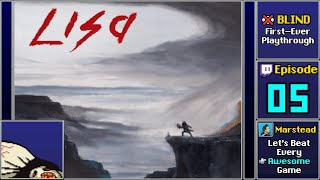 LISA The Painful RPG Episode 5 Blind - Doctor