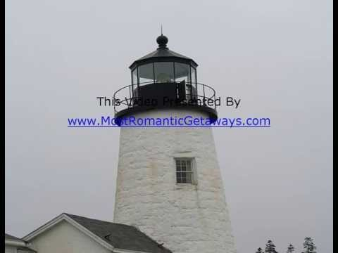 Romantic Getaways in New England