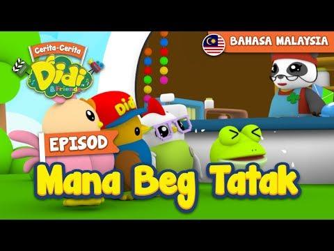 #12 Episod Mana Beg Tatak | Didi & Friends