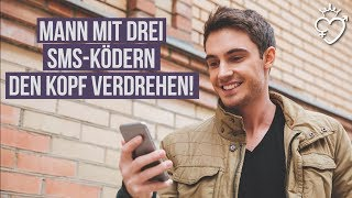 3 Whatsapp & SMS Geheimnisse, um einem Mann verrückt nach dir zu machen  | Darius Kamadeva