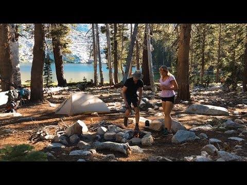 Jenny Lakes Backpacking | Sequoia National Forest, CA