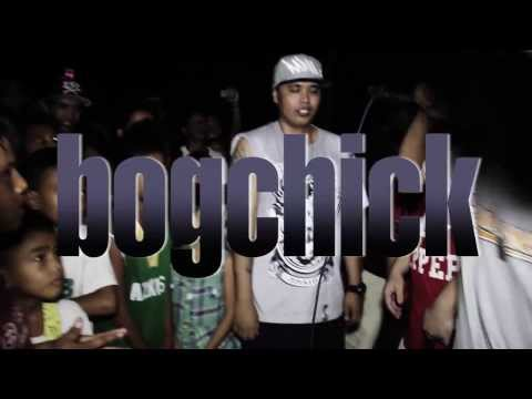 BOGCHICK FREESTYLE RAP IN BALAYAN BATANGAS