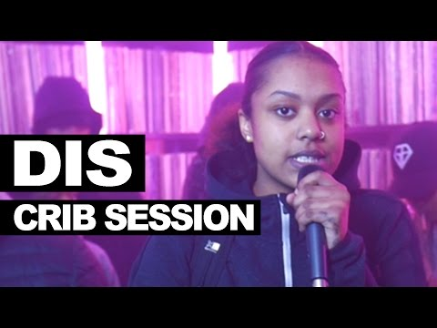 Dis freestyle - Westwood Crib Session