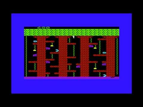 Countdown (aka Countdown UXB) for the Commodore VIC-20 / Commodore VC-20
