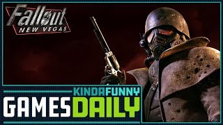 Fallout Stays Inside Bethesda - Kinda Funny Games Daily 07.24.18