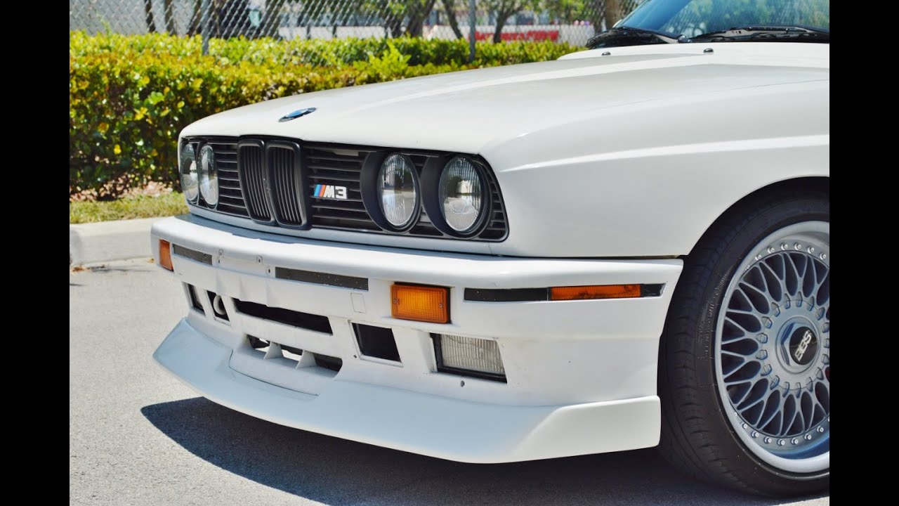 1990 Bmw M3 S14 E30 S52 Modified Trackable Street Legal