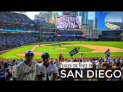 PLACES TO VISIT IN SAN DIEGO | CALIFORNIA TRAVEL VLOG