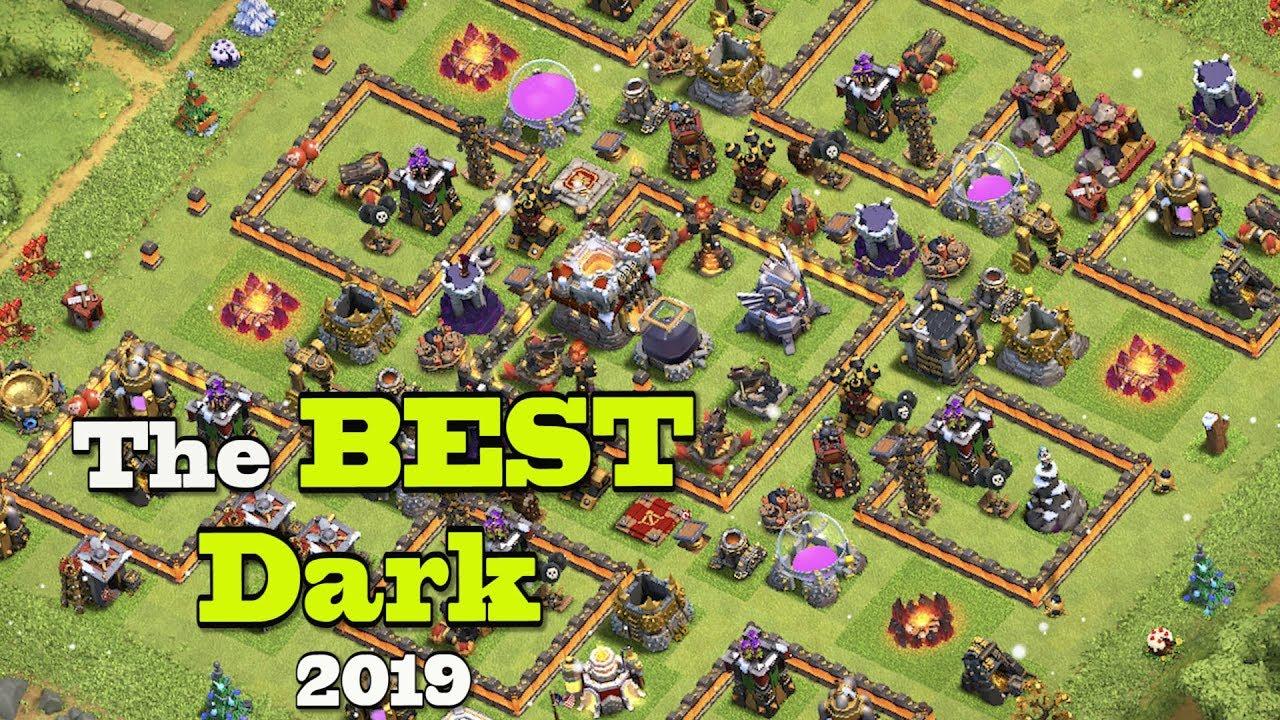Coc Best Th11 Farming Base 2019 11