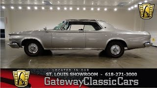1964 Chrysler 300 K - Gateway Classic Cars St. Louis - #6503