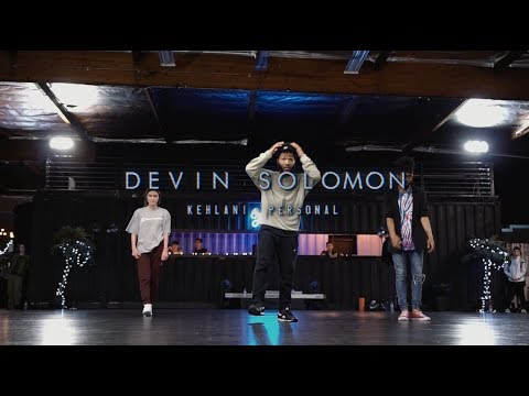 Devin Solomon | Kehlani - Personal | Snowglobe Perspective