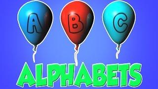 ABC Song | Alphabet Rhymes | ABC-Lied für Kinder | Kinder -Kinderreimbild Sammlung